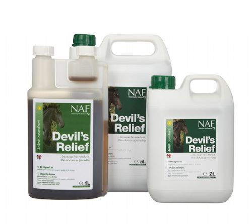 NAF - Devils Relief  - Devils Claw